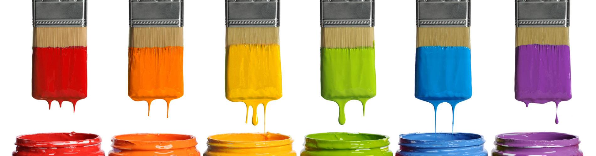 6 paint color trends of 2018. Black Bedroom Furniture Sets. Home Design Ideas