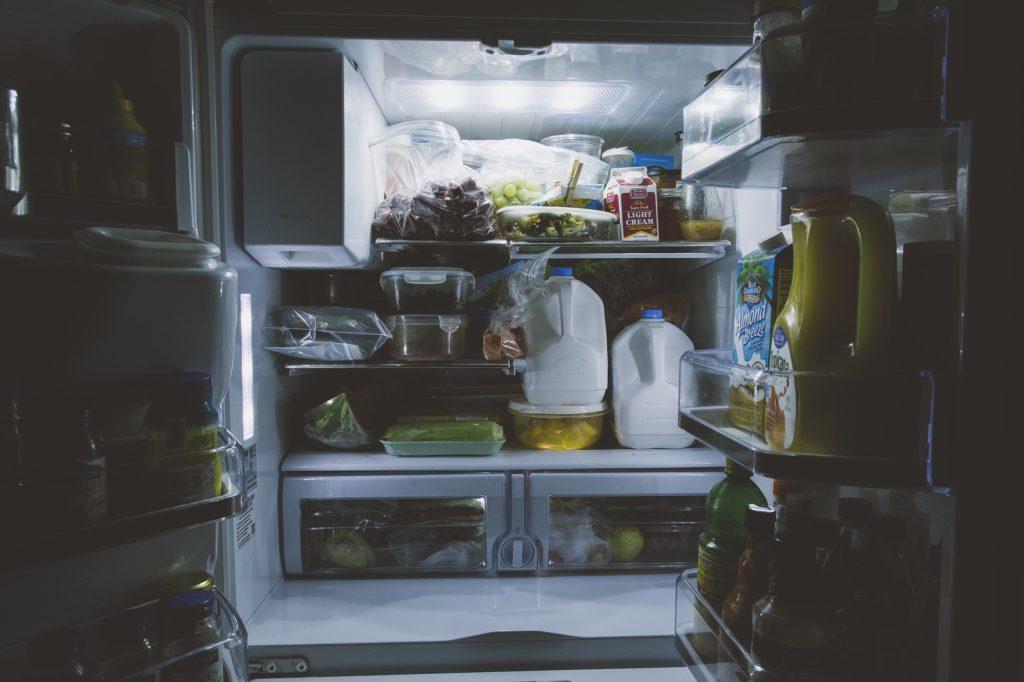 fridge cooling