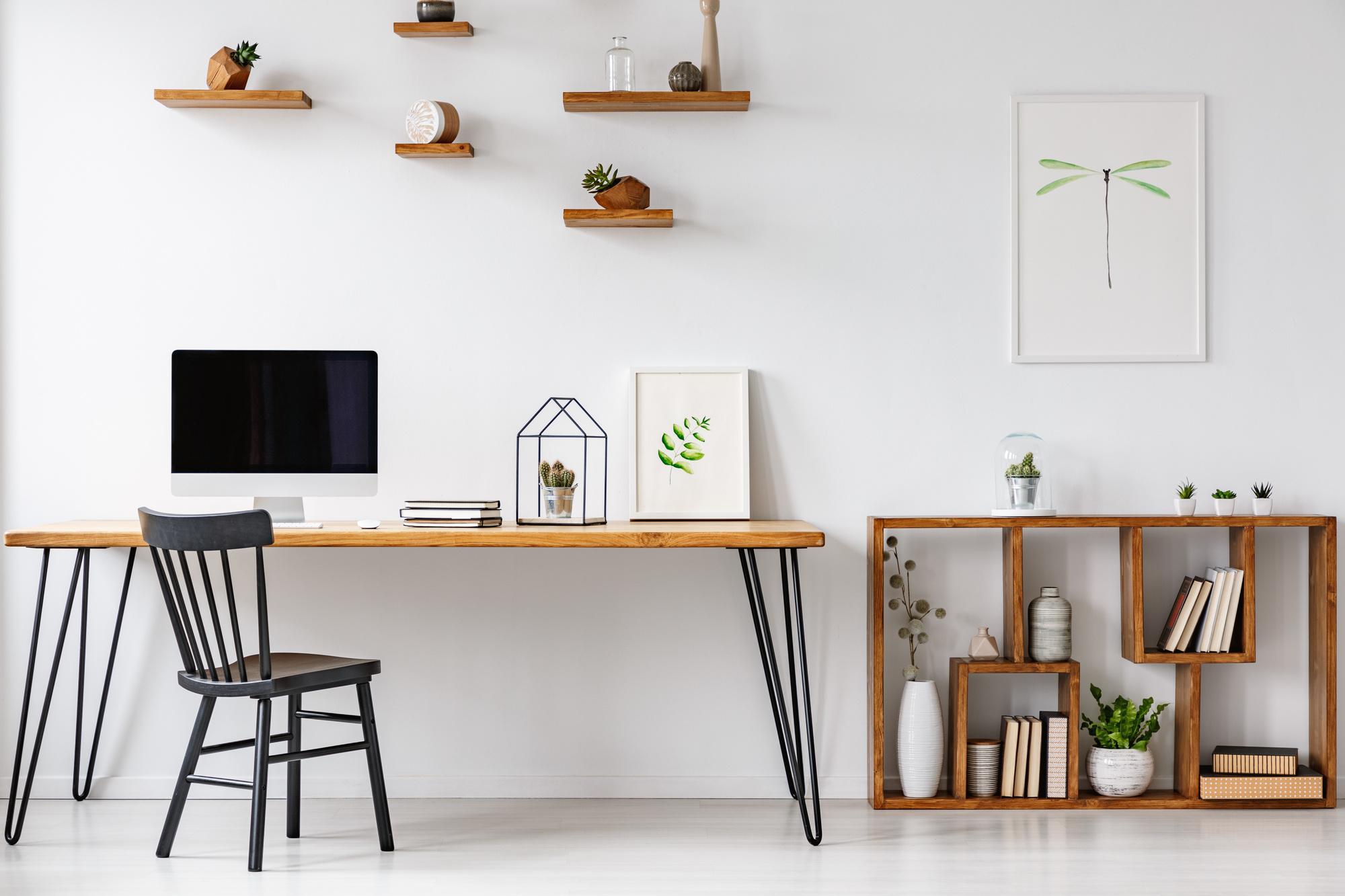 7 Simple Office Decor Ideas Interior Design Tours